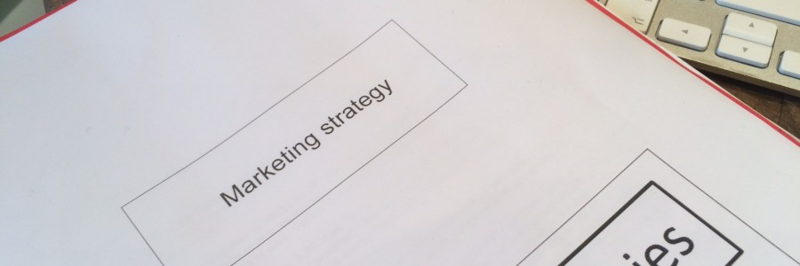 A simple start point for reviewing your marketing strategy